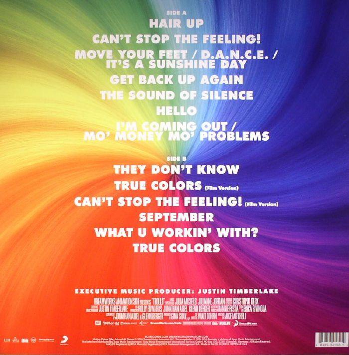 VARIOUS Trolls (Soundtrack) vinyl at Juno Records.