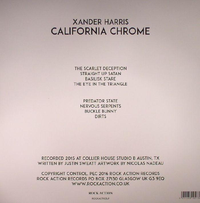 HARRIS, Xander - California Chrome