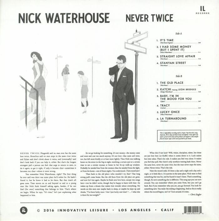 WATERHOUSE, Nick - Never Twice