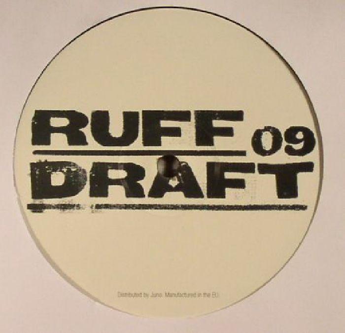 DJ NATURE - Ruff Draft 09