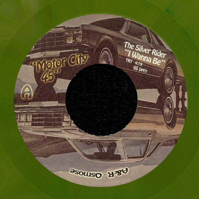 SILVER RIDER, The/OSMOSE - Motor City 45