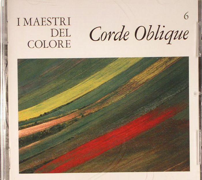 CORDE OBLIQUE - I Maestri Del Colore