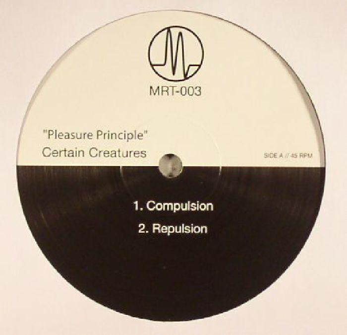 CERTAIN CREATURES - Pleasure Principle