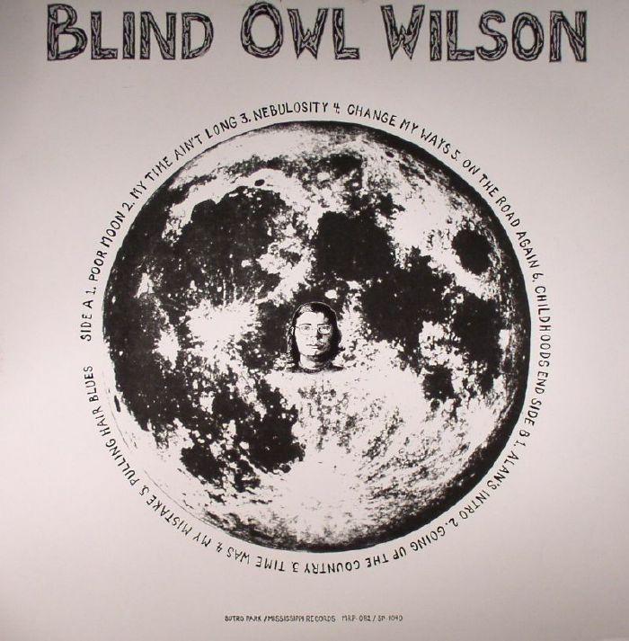 BLIND OWL WILSON - Blind Owl Wilson