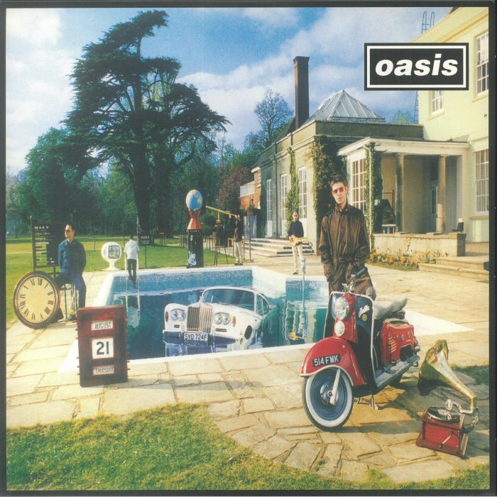 Oasis Be Here Now Remastered Vinyl At Juno Records