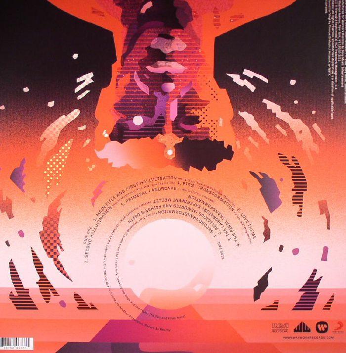 CORIGLIANO, John - Altered States (Soundtrack) (remastered)