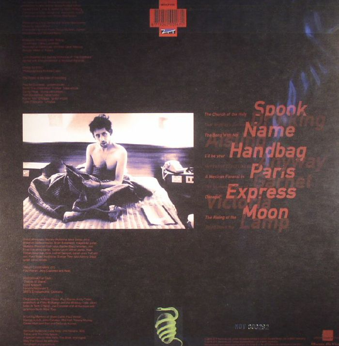 Shane Macgowan The Popes The Snake Vinyl At Juno Records
