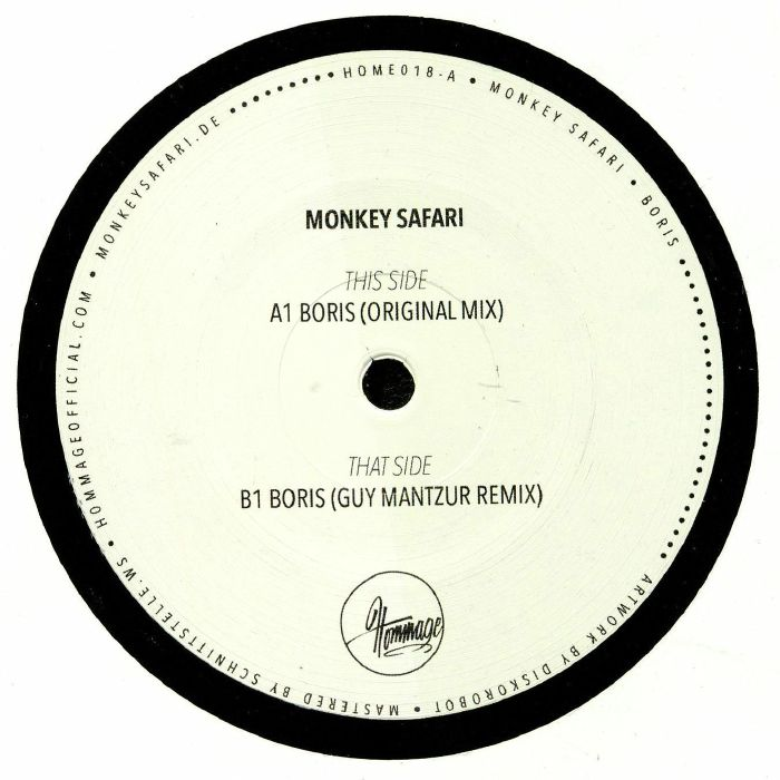MONKEY SAFARI - Dodge