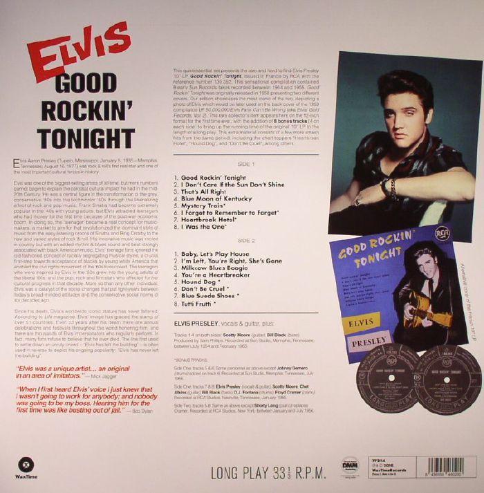 PRESLEY, Elvis - Good Rockin' Tonight