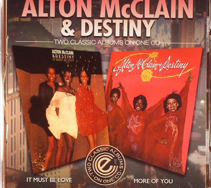 Alton McClain Destiny Gonna Tell The World