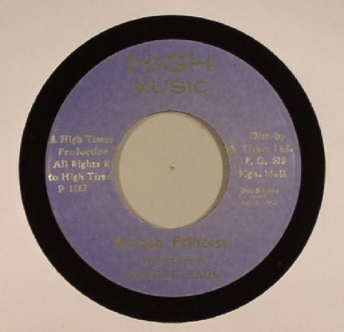 PAUL, Frankie/HIGH TIMES PLAYERS - African Princess