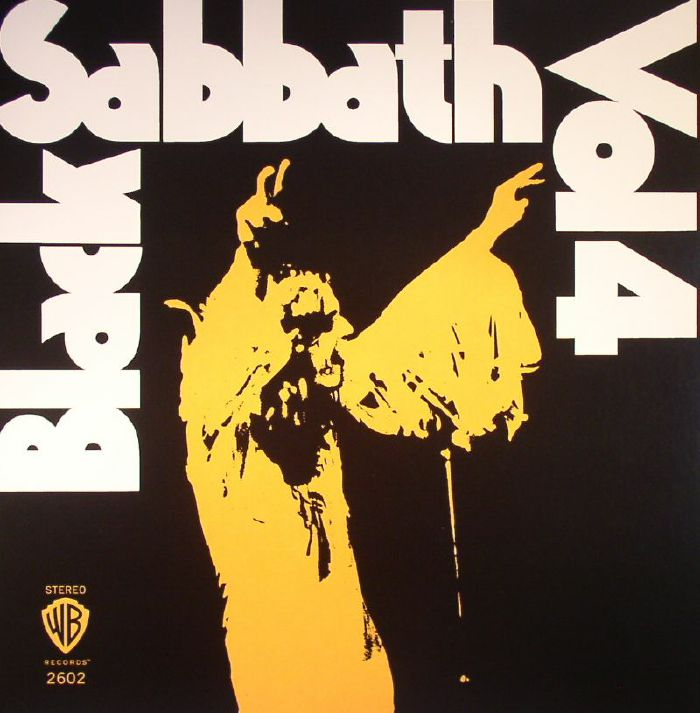 BLACK SABBATH Vol 4 vinyl at Juno Records.