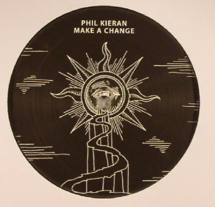 KIERAN, Phil - Make A Change
