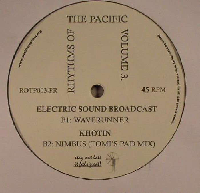 SLIM MEDIA PLAYER/ELECTRIC SOUND BROADCAST/KHOTIN - Rhythms Of The Pacific Volume 3