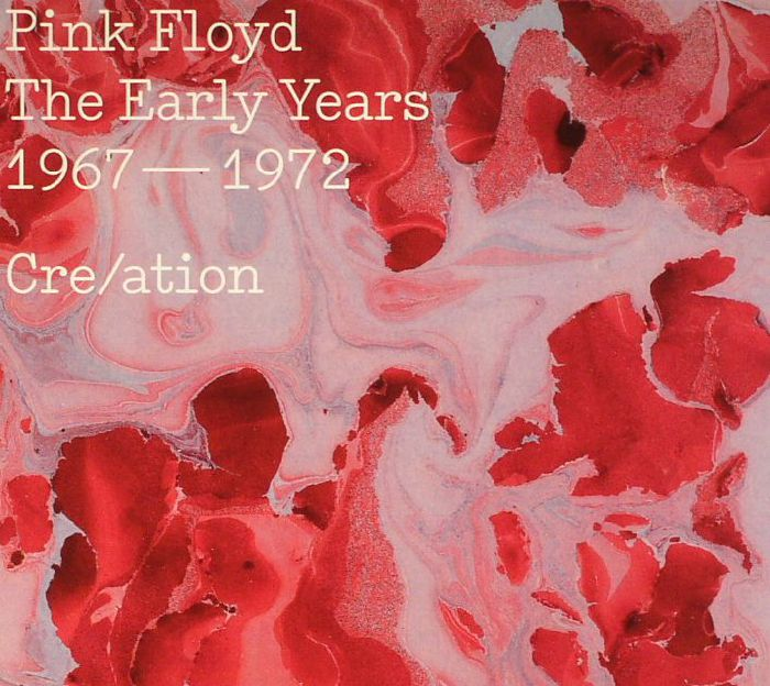 PINK FLOYD - The Early Years 1965-1972: Cre/ation