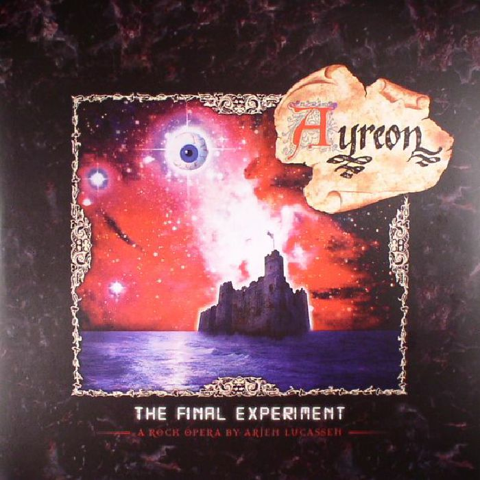 AYREON - The Final Experiment (reissue)