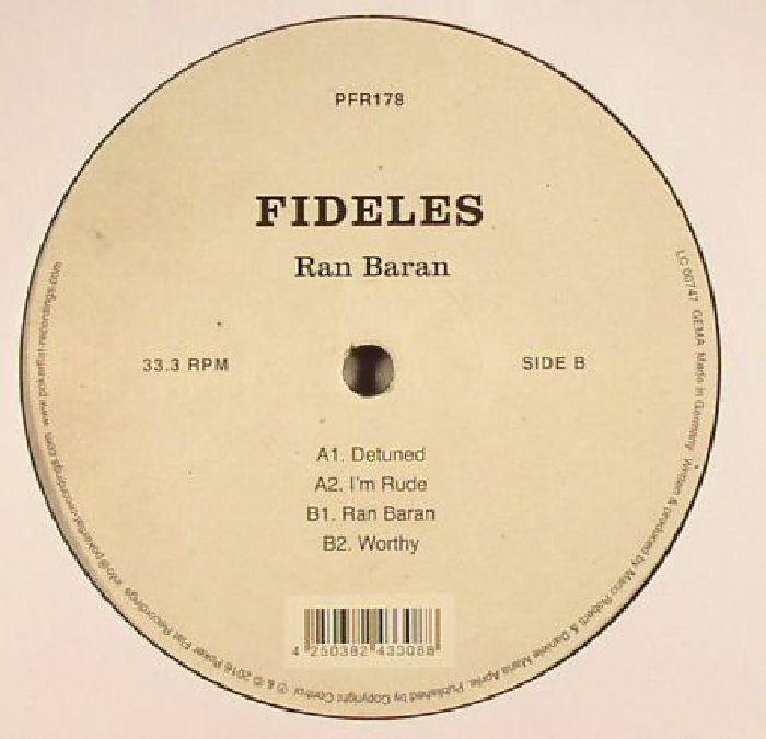 FIDELES - Ran Baran