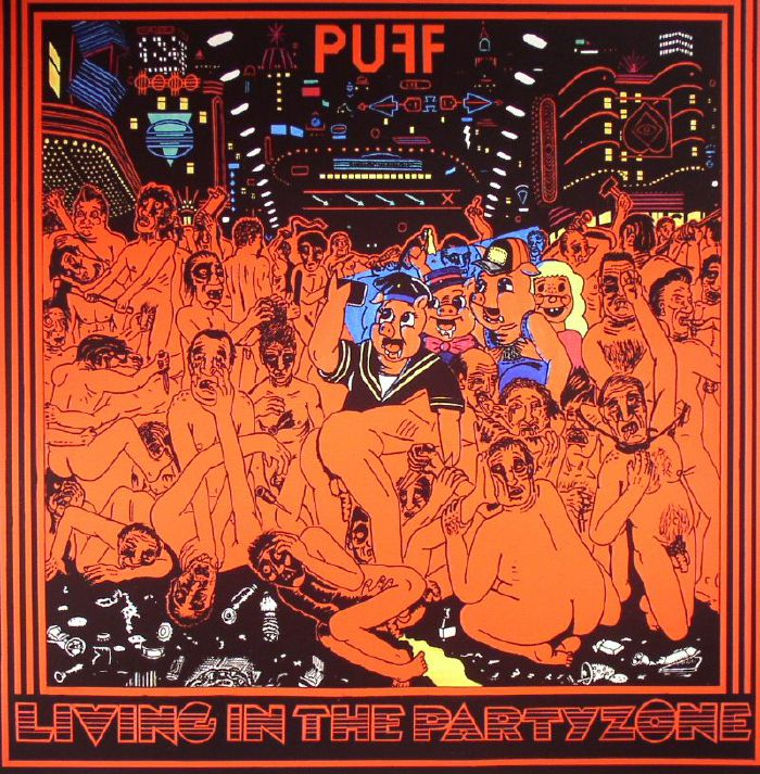 PUFF - Living In The Partyzone