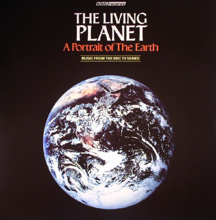 PARKER, Elizabeth - The Living Planet: A Portrait Of The Earth (Soundtrack)