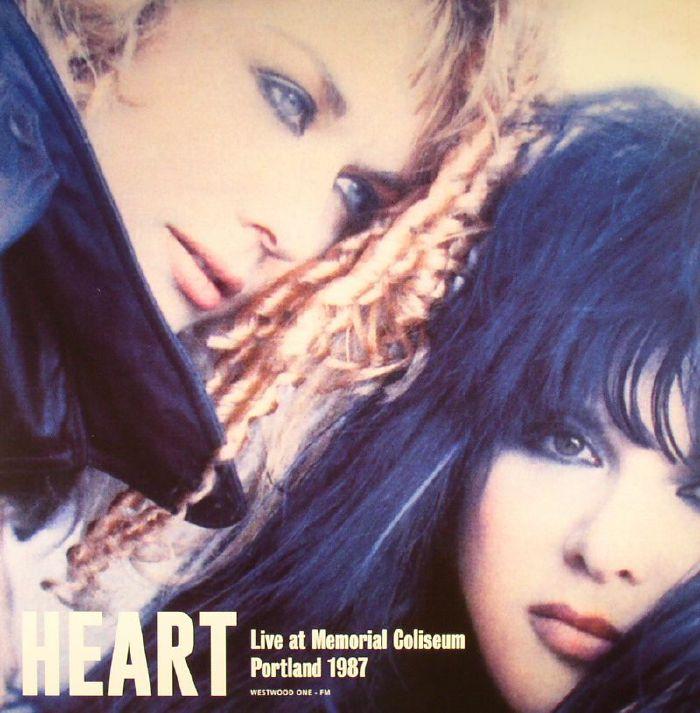 HEART - Live At Memorial Coliseum: Portland 1987