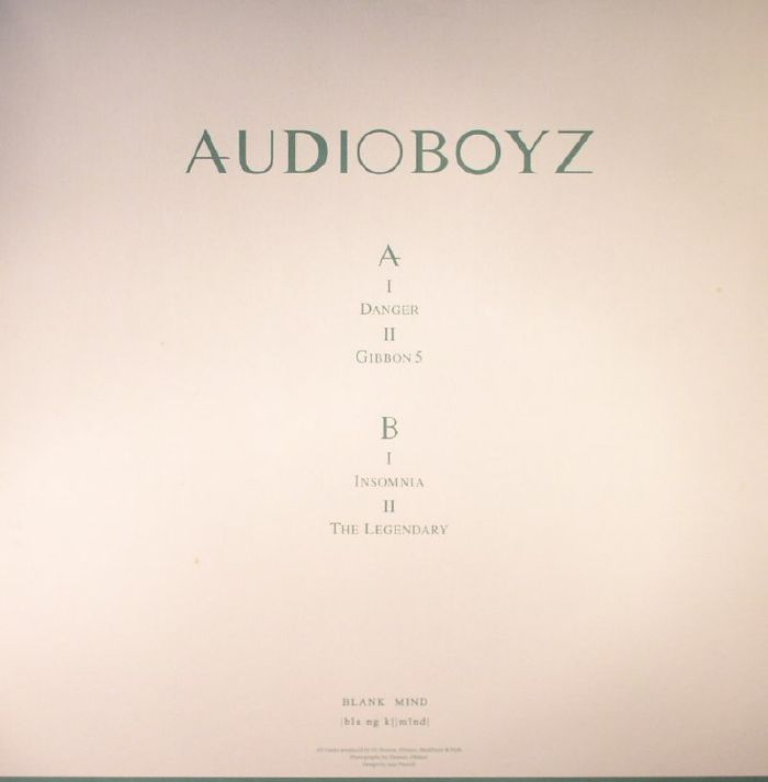 AUDIOBOYZ - Danger