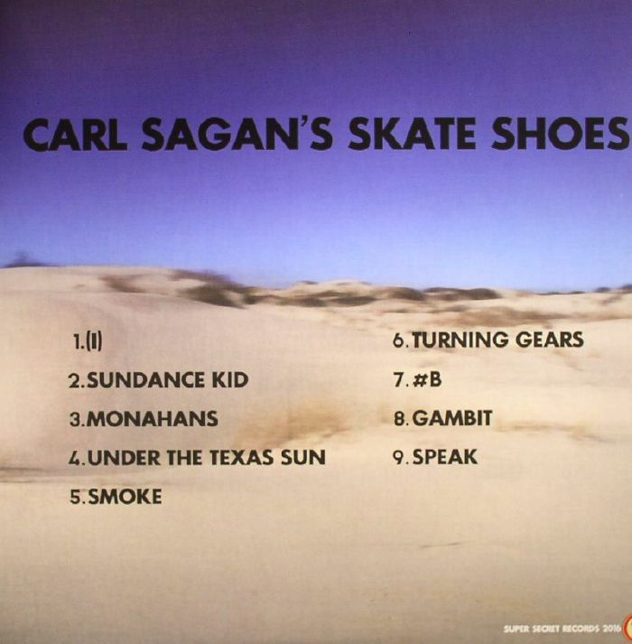 CARL SAGAN'S SKATE SHOES - Carl Sagan's Skate Shoes