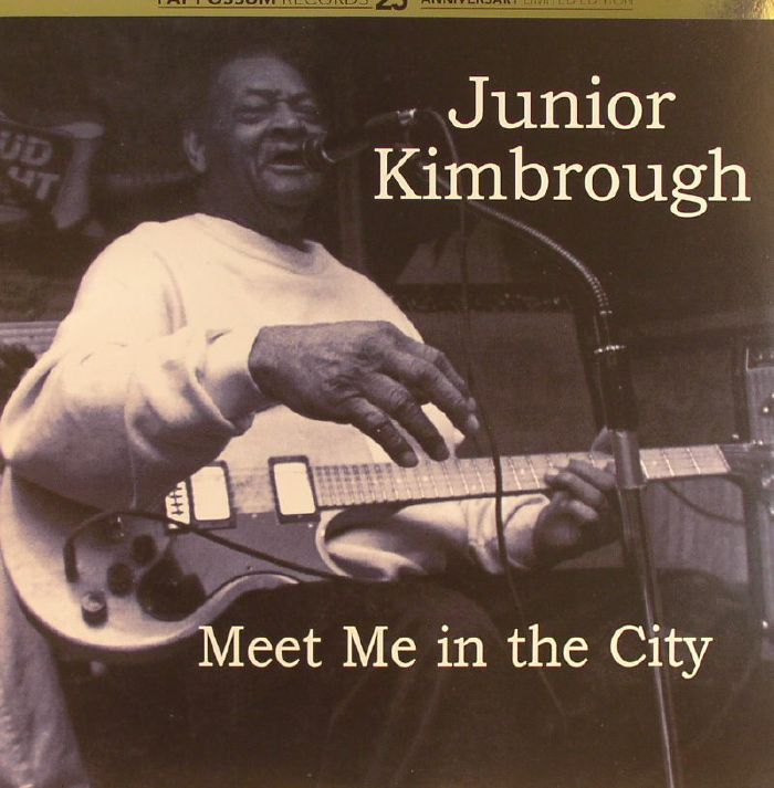KIMBROUGH, Junior - Meet Me In The City