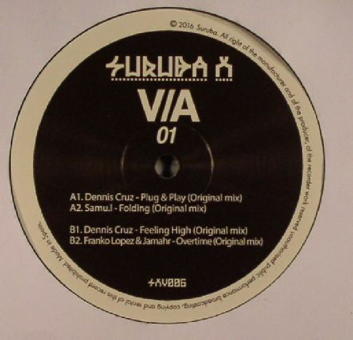 CRUZ, Dennis/SAMU L/FRANKO LOPEZ/JAMAHR - Suruba X V/A 01