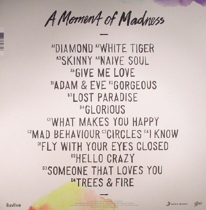 BIZU, Izzy - A Moment Of Madness (Deluxe Edition)
