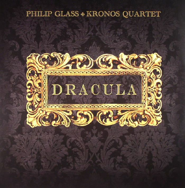 Philip Glass Kronos Quartet Dracula Soundtrack Vinyl At