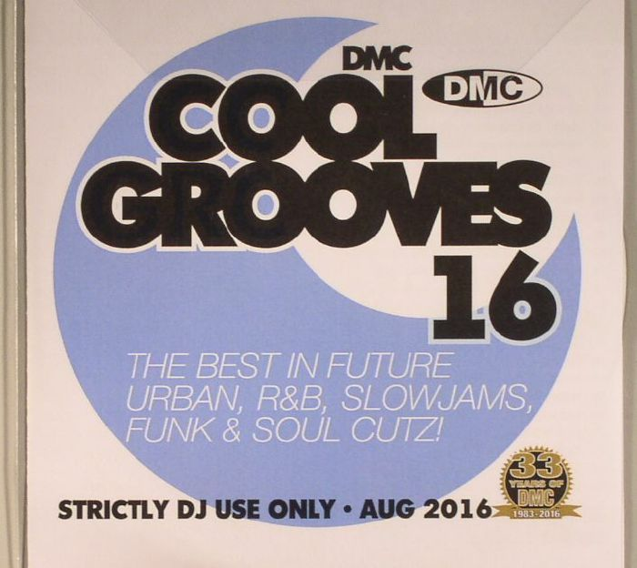 VARIOUS - Cool Grooves 16: The Best In Future Urban R&B Slowjams Funk & Soul Cutz! (Strictly DJ Only)