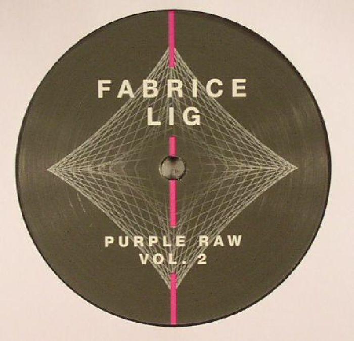 LIG, Fabrice - Purple Raw Vol 2