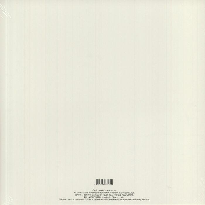 GARNIER, Laurent - Crispy Bacon (Jeff Mills remix)