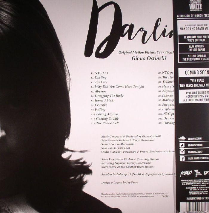 OSTINELLI, Giona - Darling (Soundtrack)