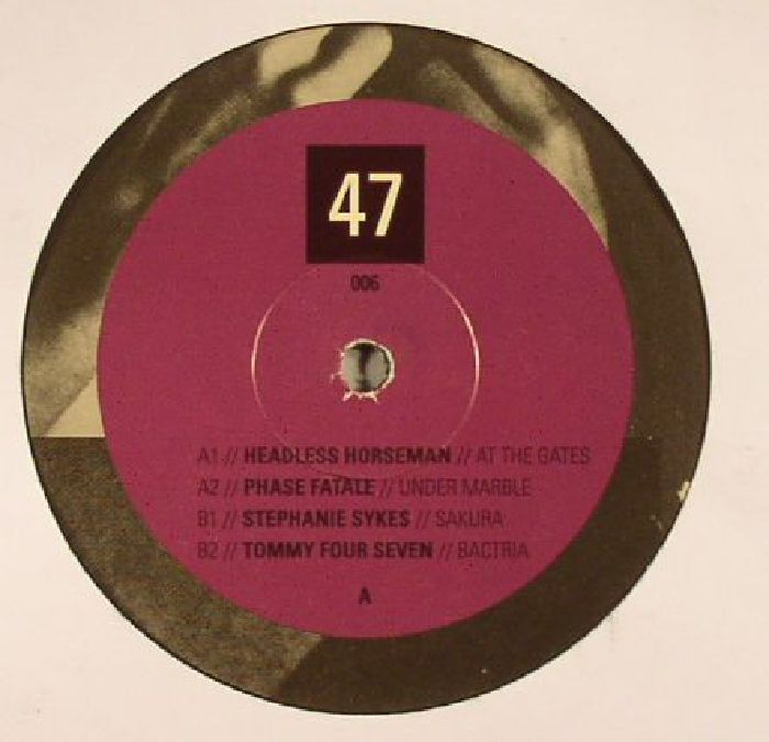 HEADLESS HORSEMAN/PHASE FATALE/STEPHANIE SYKES/TOMMY FOUR SEVEN - 47006