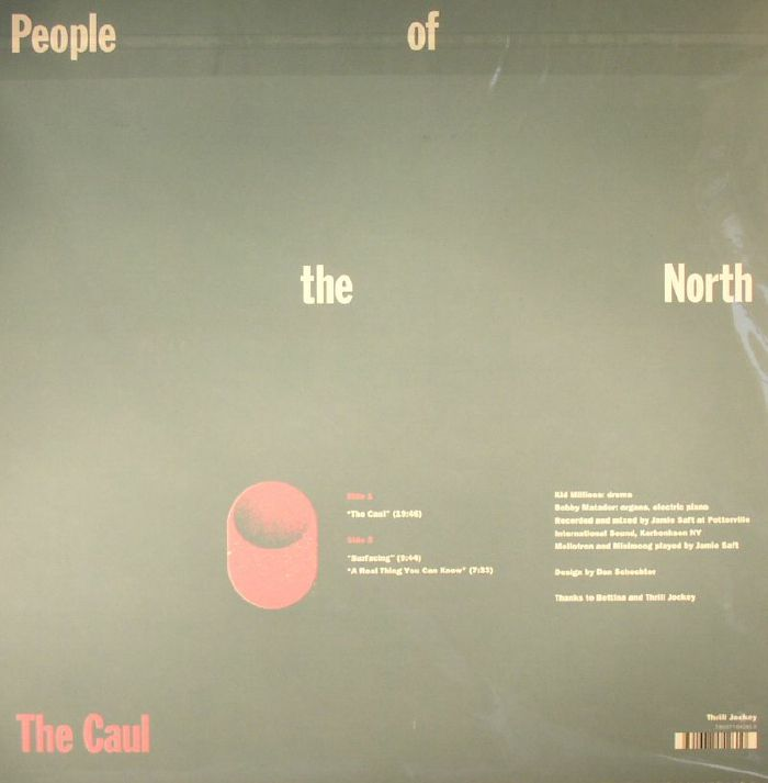 PEOPLE OF THE NORTH - The Caul