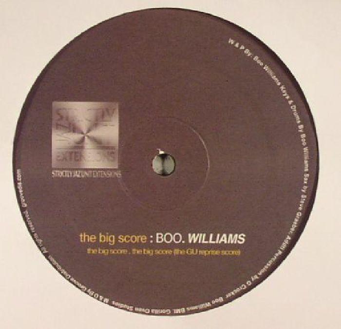 WILLIAMS, Boo - The Big Score
