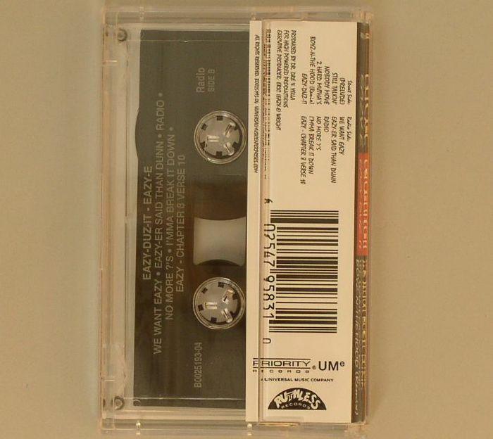 Eazy E Eazy Duz It Vinyl At Juno Records