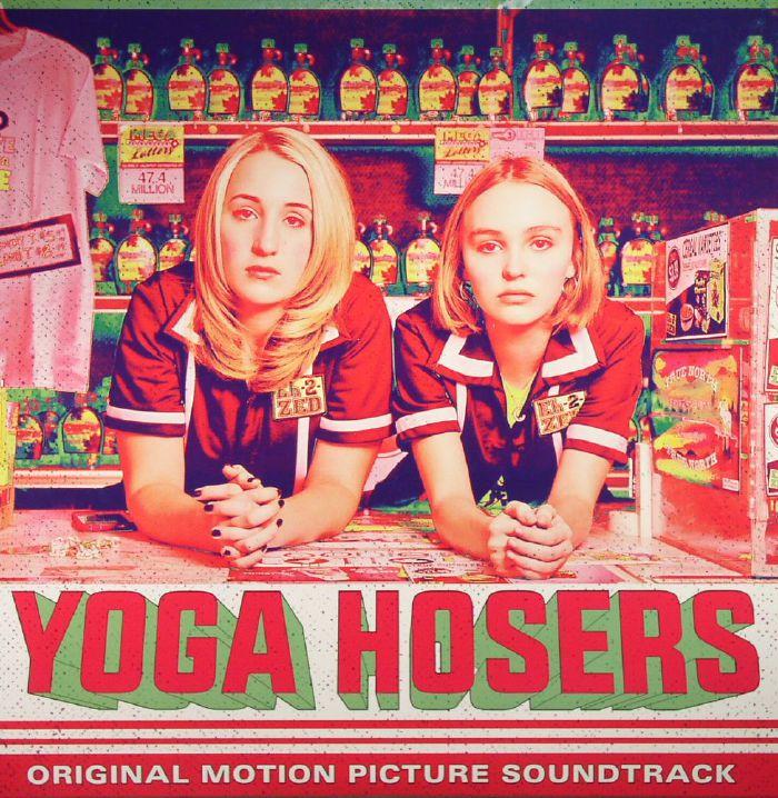 GLAM SKANKS, The/LILY ROSE DEPP/HARLEY QUINN SMITH/CHRISTOPHER DRAKE - Yoga Hosers (Soundtrack)