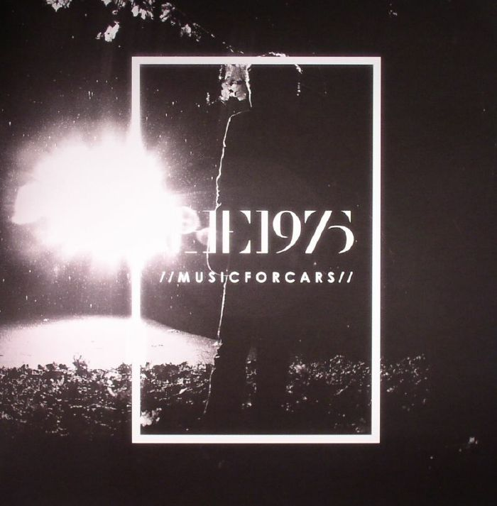 The 1975 Music For Cars EP iphone case