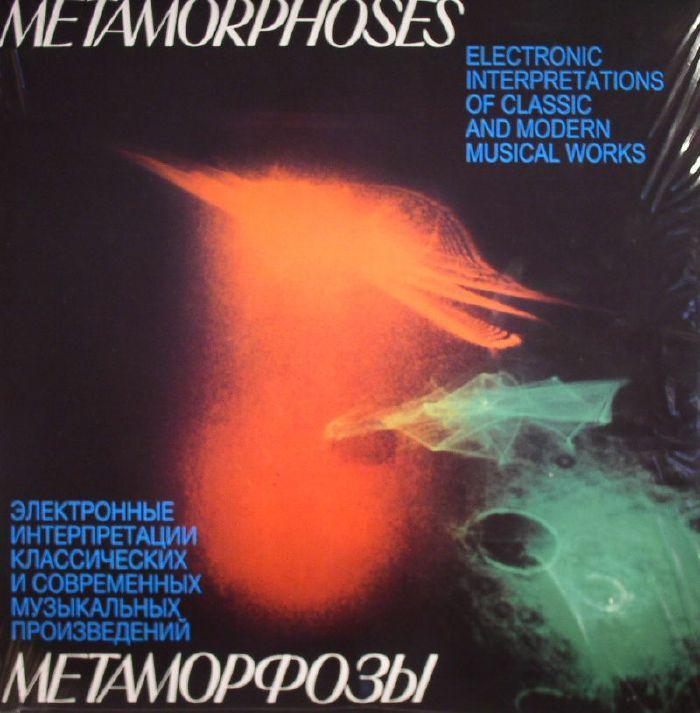 VARIOUS - Metamorphoses