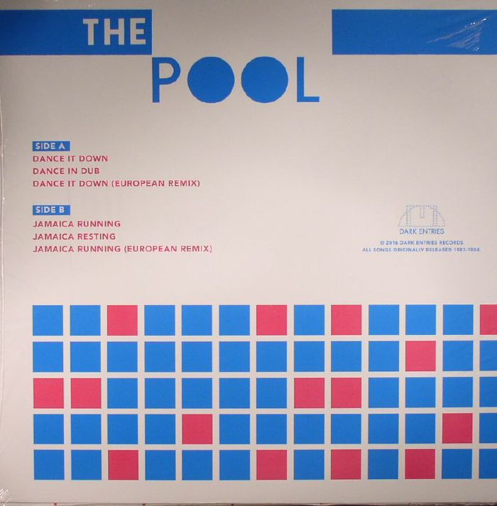 POOL, The - Dance It Down EP