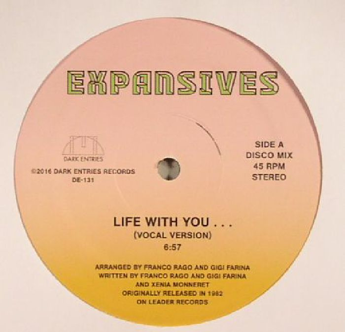 EXPANSIVES - Life With You