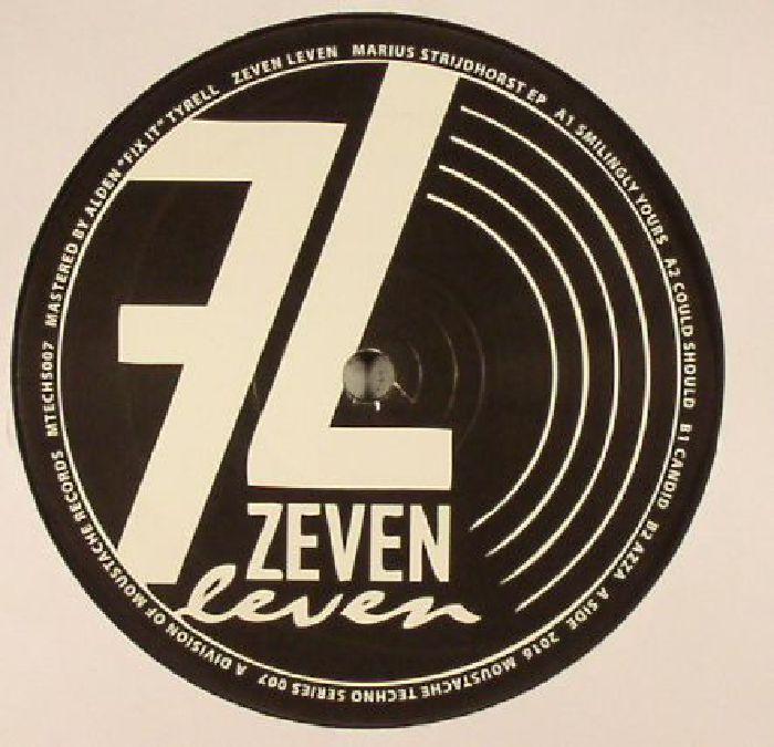 ZEVEN LEVEN - Marius Strijdhorst EP
