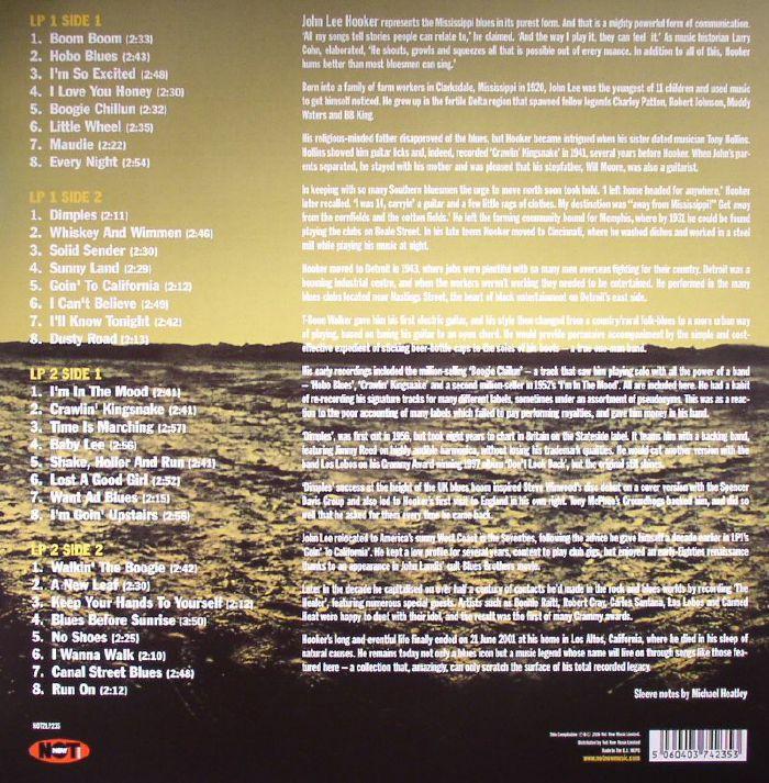 HOOKER, John Lee - Anthology