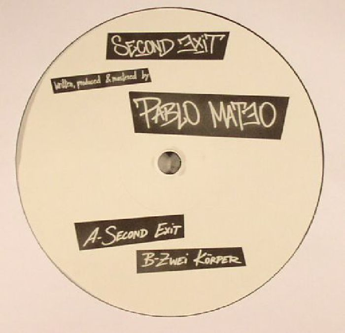 MATEO, Pablo - Second Exit