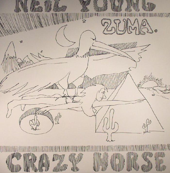 YOUNG, Neil/CRAZY HORSE - Zuma