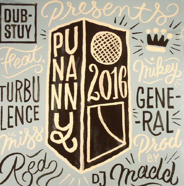 TURBULENCE/MICKEY GENERAL/MISS RED/DJ MADD - Punanny 2016