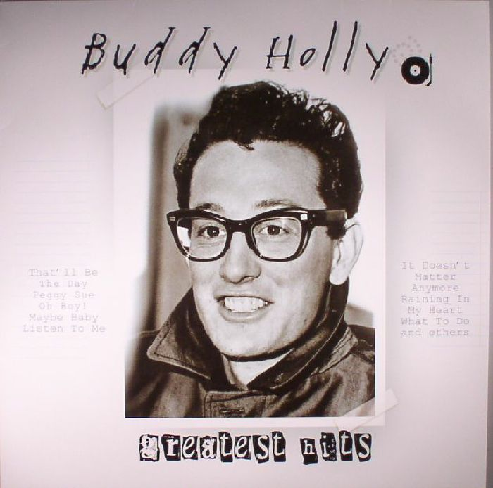 HOLLY, Buddy - Greatest Hits (remastered)