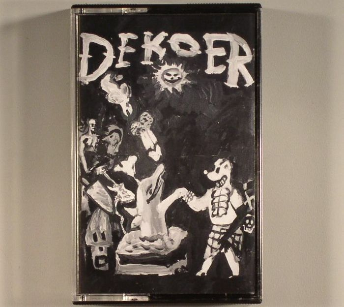 DE KOER - Demos & Live Recordings 1981